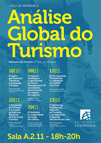 Análise Global do Turismo