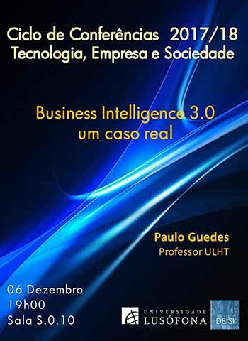 Business Intelligence 3.0 - um caso real