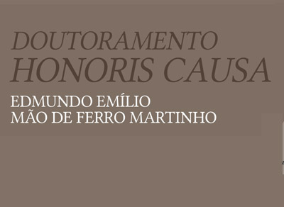 Doutoramento Honoris Causa