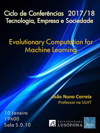 Evolutionary Computation for Machine Learning
