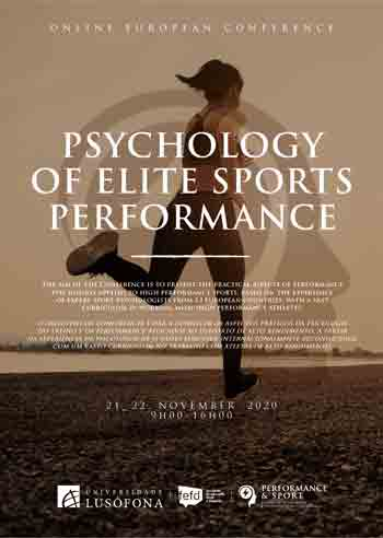 Online European Conference Psychology Of Elite Sports Performance Universidade Lusofona