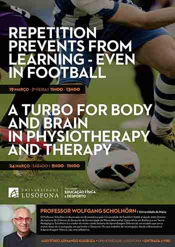 A Turbo for Body and Brain in Physiotherapy and Therapy